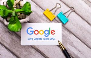 google update junio